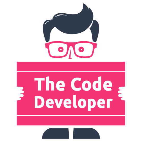 The Code Developer Logo