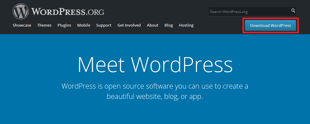 download_wordpress