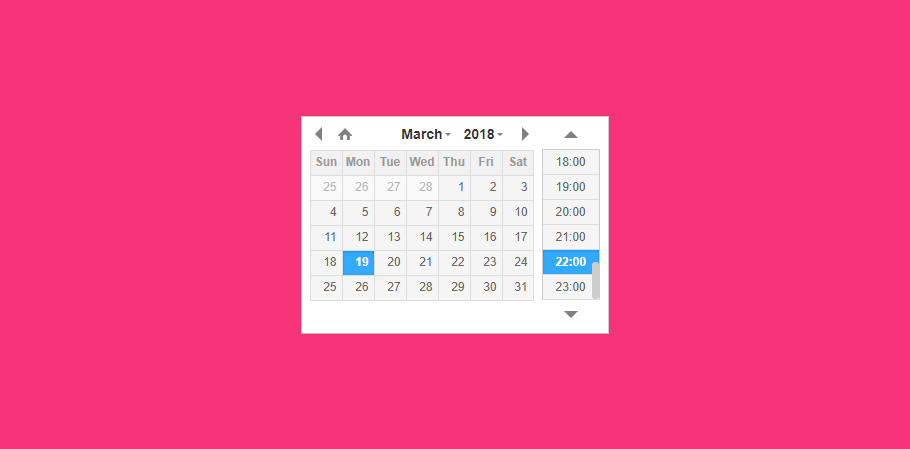 Add a DateTimePicker jQuery plugin to Input Field - JQuery